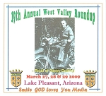 2009 West Valley Roundup CD Set