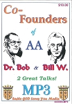 Co-Founders of AA with Bill W. & Dr. Bob (download)