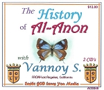 History of Al-Anon with Vannoy S,