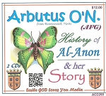 History of Al-Anon & her Story with Arbutus O'N.