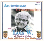 A Intimate Conversation with Lois W.      AFG           3 CD Set