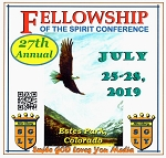 27th Annual Colorado Fellowship of the Spirit Complete CD set