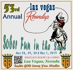 53rd Annual Las Vegas Roundup - Complete Weekend   Flash Drive