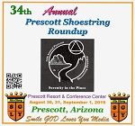 34th Annual Prescott Shoestring Roundup 2019 Flash Drive