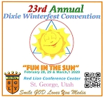 23rd Annual Dixie Winterfest Convention CD Set