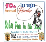 50th Annual Las Vegas Roundup - Complete Weekend